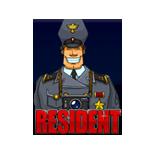 Играть в игровой автомат Resident бесплатно